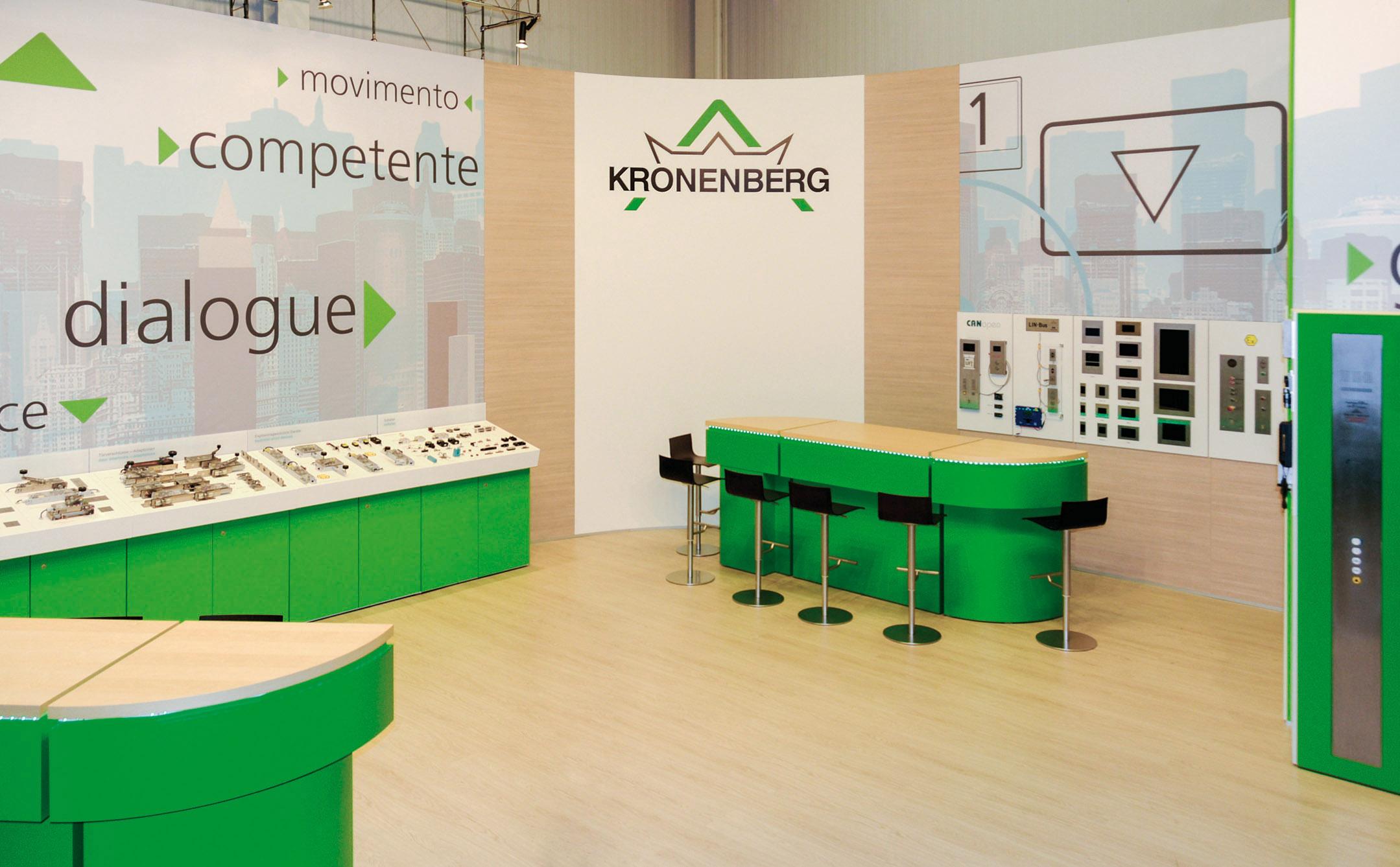 Kronenberg/ Interlift Augsburg