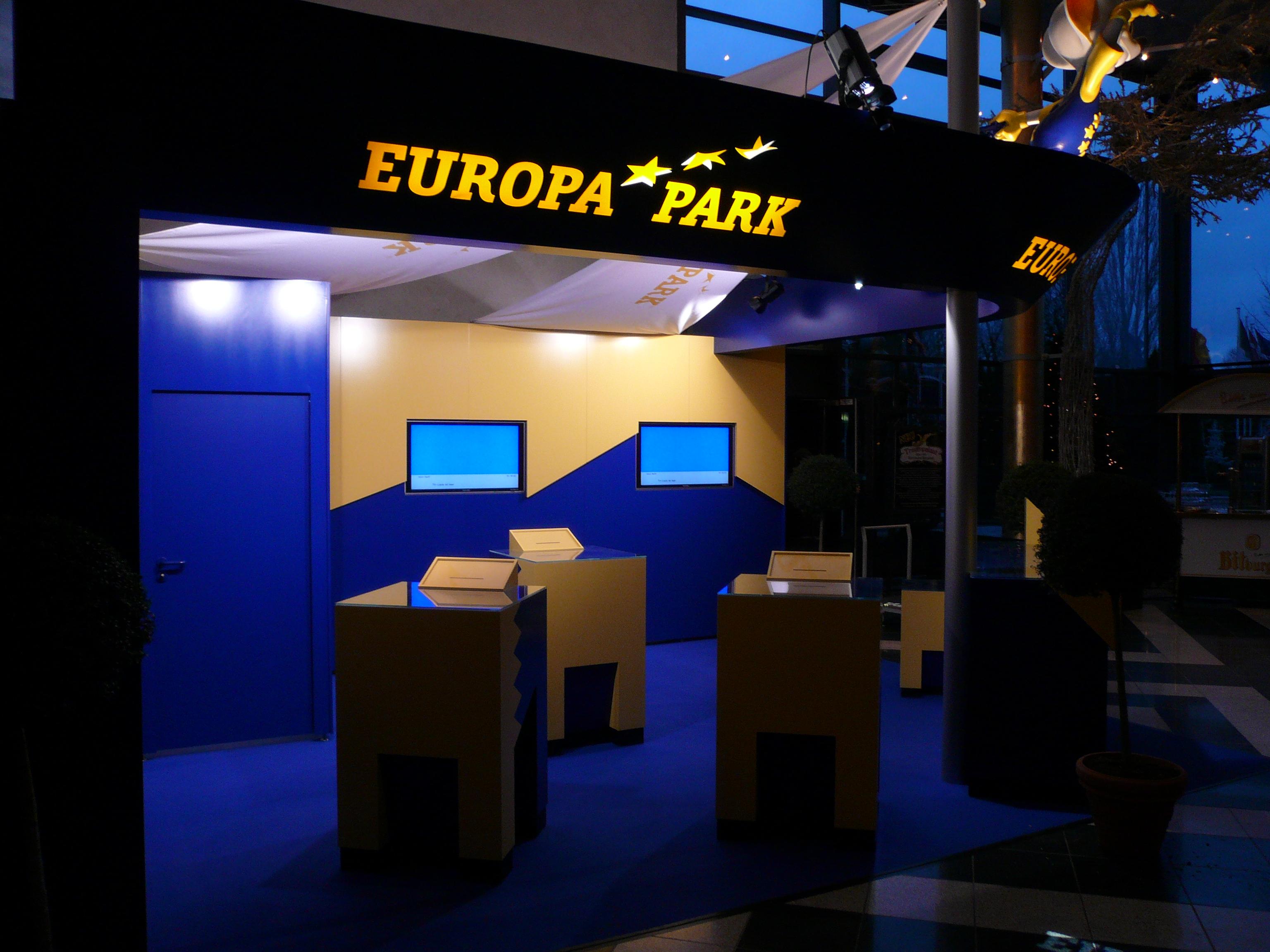Europapark / CMT Stuttgart